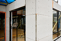 Advanced External Walling - EcoSeries™ by QT Systems