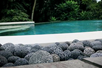 Pebble Range for Gardens from Schneppa Glass