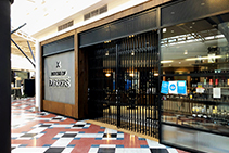 Security Doors & Shutters for Salons from ATDC