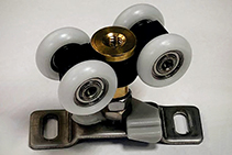 Stainless Steel Wheel Assemblies from Cowdroy