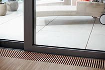 Eco Trench Heating - Jaga ECO Trench from Hunt Heating