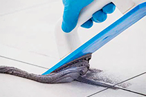 Ready-Made Grout for Luxury Vinyl Tiles from MAPEI
