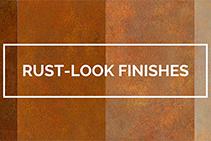 New Rust-Look Aluminium Finish from DECO