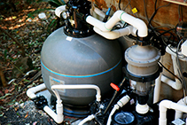 Certified Sustainable Pool Filtration with MultiCyclone by Waterco