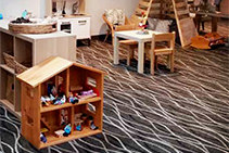 Carpet Tiles for Early Learning Centres - Exchrome by Nolan Group