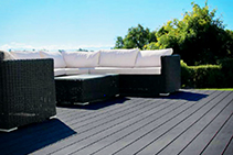 Durable Decking with Style from Hazelwood & Hill