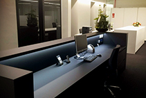Office Fittings and Accessories from Nover