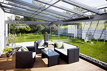 Slimline Strip Heaters for Exterior Warmth from Outdoor Heating