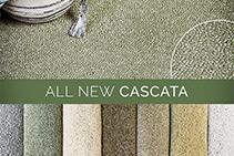 100% Wool Carpet - New Cascata from Prestige Carpets