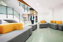 High-performance Commercial Entrance Floors & Walls by Altro