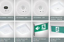 Emergency LED Lighting from Famco