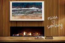 5-star Frameless Fireplaces Meet The Frame with Escea