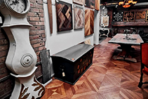 Sydney's Best Classic Flooring Showroom from Antique Floors