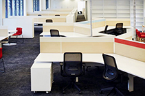 GECA Certified Modular Office Furniture Sydney from Aspect