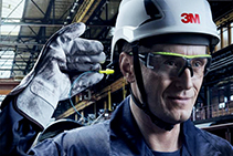 Flexible Fit Earplugs - Introducing E-A-R by 3M