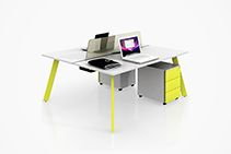Quality Office Desk Supply Sydney by The Partition Company