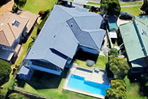 Type C Waterproofing for Hilltop Residence with Bayset