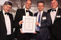 Consult Australia Awarding Environmental Excellence with ACO