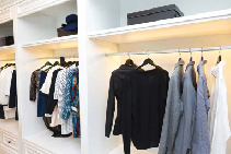 Introducing Linear LED Clothes Hangers by Brightgreen