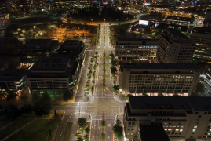 Lighting Columns for Canberra's Constitution Avenue by WE-EF