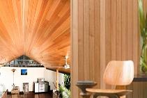 ITasmanian Oak Interior Linings from Hazelwood & Hill