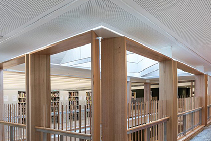 VoglFuge Crack-Free Perforated Acoustic Ceilings from Atkar