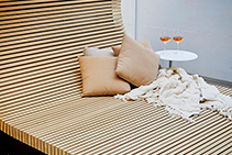 DecoWood Daybed Wows The Block 2020 Judges by DECO