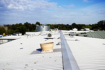 Heat Reflective Roof Membranes from Cocoon Cool Roofs