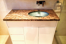 Natural Stone Vanity Tops for Bathrooms from YX Marble