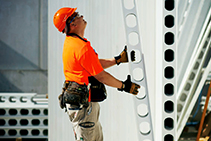 PVC Permanent Formwork Installation Guide by AFS