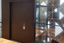 Access Plus Bespoke Italian Elevator from RAiSE Lift Group
