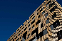 Decorative Perforated Metal Facades from Craft Metals