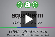 Industrial Insulated Pipe - GML Mechanical and Aquatherm