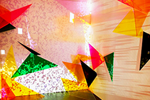 Acrylic Adds Bling to Enmore Design Centre from Allplastics