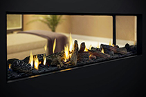 Modern Gas Fireplaces Sydney from Cheminees Chazelles