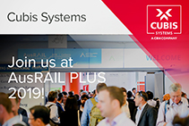 Access Pits at AusRAIL PLUS 2019 from CUBIS Systems