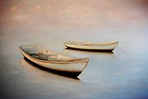 Marshall Williams Contemporary Paintings at SOHO Galleries