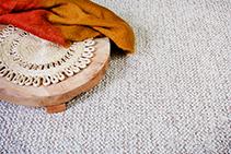 Textured Loop Pile Carpet - New Scribbles by Prestige Carpets