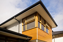 Western Red Cedar Cladding from Timbeck Architectural
