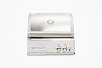 2 Burner Inbuilt Gas Barbeques from Thermofilm