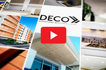 Aluminium Architectural Building Systems & Finishes by DECO