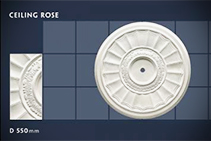 Ceiling Roses - 07 by CHAD Group