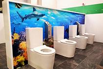 Commercial Custom Printed Splashbacks by Innovative Splashbacks