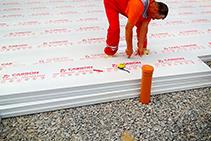 Thermally Efficient Ground Floor Insulation from Plastek