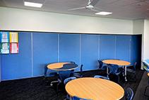Operable Walls for Prestigious School Upgrades from Bildspec