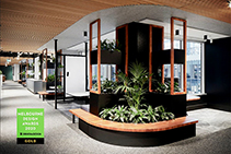 Linear Acoustic Panels for Hydro Tasmania from Screenwood