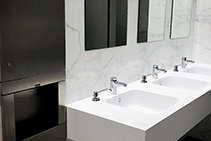 Office Bathroom Fixtures & Accessories from RBA Group