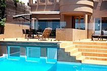 Quality Pool Windows and Portholes from Allplastics