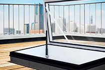Roof Hatch Specifications for Architects from Gorter Hatches