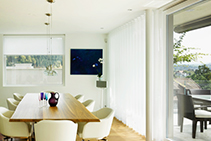Silent Gliss Curtain Track Systems from Blinds by Peter Meyer